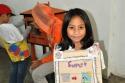 Kegiatan ini juga jadi ajang Ananda berkreasi bersama Ayah dan Ibu.